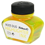 Pelikan M205 Duo Yellow Highlighter Ink