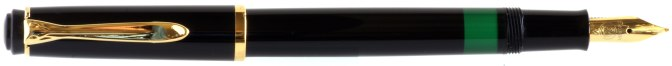 Pelikan M150 Black Post-'97 Posted