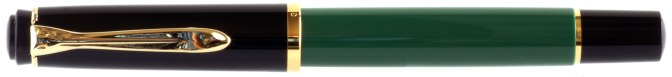 Pelikan M150 Green-Black Post-'97 Capped