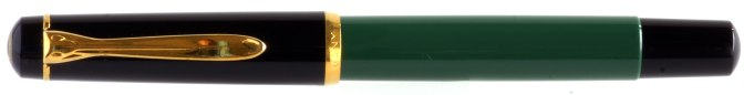 Pelikan M150 Green-Black Pre-'97 Capped