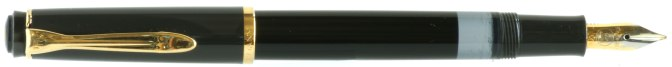 Pelikan M150 Black-Grey Post-'97 Posted