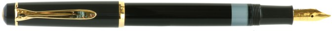 Pelikan M150 Black-Grey Pre-'97 Posted