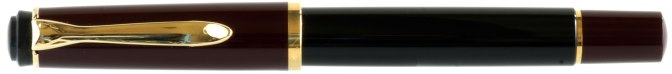 Pelikan M150 Black-Burgundy Post-'97 Capped