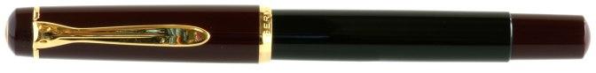 Pelikan M150 Black-Burgundy Pre-'97 Capped
