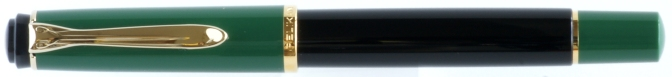 Pelikan M150 Black-Green Post-'97 Capped