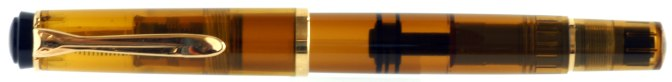 Pelikan M200 Amber Demonstrator Post-'97 Capped