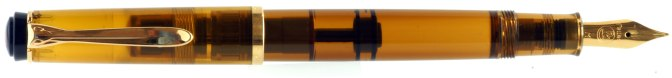 Pelikan M200 Amber Demonstrator Post-'97 Posted