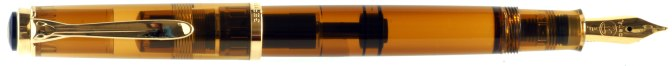 Pelikan M200 Cognac Demonstrator (2014) Post-'97 Posted