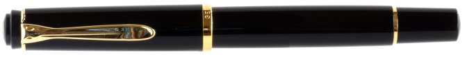 Pelikan M200 Black Post-'97 Capped
