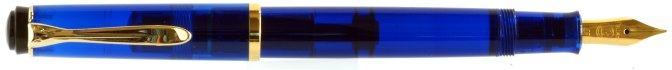 Pelikan M200 Blue Demonstrator Post-'97 Posted