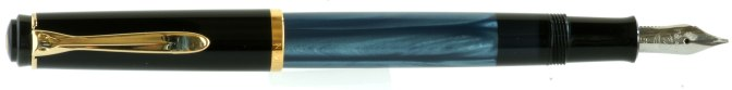 Pelikan M200 Blue Marbled Post-'97 Posted