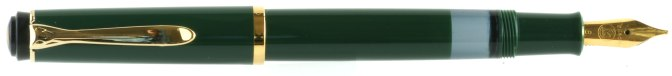 Pelikan M200 Fir Green Post-'97 Posted