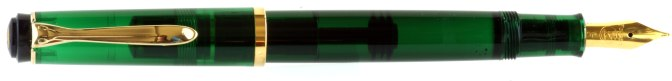 Pelikan M200 Green Demonstrator Post-'97 Posted