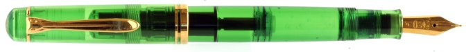 Pelikan M200 Green Demonstrator Pre-'97 Posted