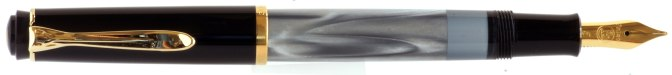 Pelikan M200 Grey Marbled Post-'97 Posted
