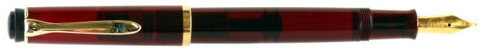 Pelikan M200 Red Demonstrator Post-'97 Posted
