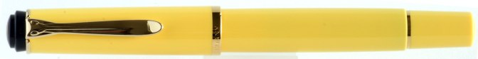 Pelikan M200 Cream Yellow Post-'97 Capped