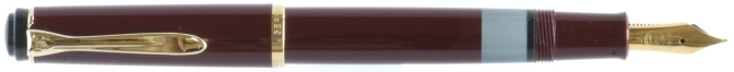 Pelikan M200 Burgundy Post-'97 Posted
