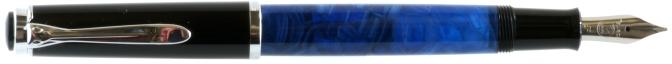 Pelikan M201 Neptune Blue Posted