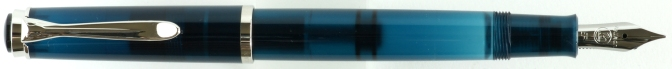 Pelikan M205 Aquamarine Demonstrator Post-'97 Posted