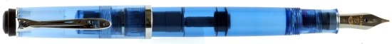 M205 Transparent Blue (2009)