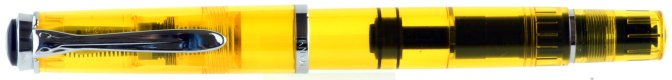Pelikan M205 Duo Yellow Demonstrator Post-'97 Capped