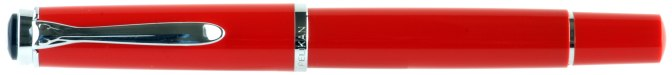 Pelikan M205 Red Post-'97 Capped