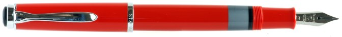 Pelikan M205 Red Post-'97 Posted