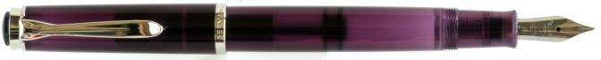 Pelikan M205 Amethyst Demonstrator Post-'97 Posted