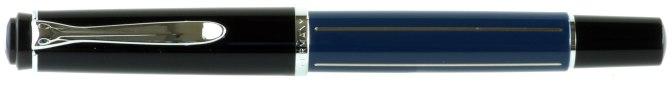 Pelikan M215 Blue Stripes Post-'97 Capped