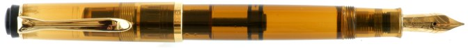 Pelikan M250 Amber Demonstrator Post-'97 Posted