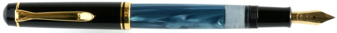 Pelikan M250 Blue Marbled Posted