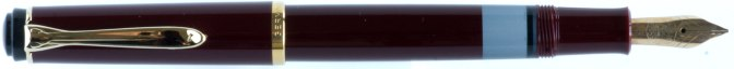Pelikan M250 Burgundy Post-'97 Posted