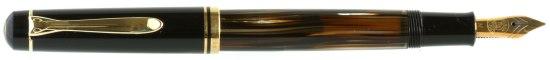Pelikan M250 Tortoiseshell Brown Posted (Levenger)