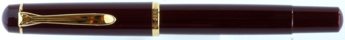 Pelikan M481 Burgundy Pre-'97 Capped