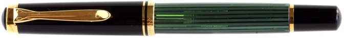 Pelikan M600 Green Striated Pre-'97 Capped
