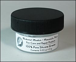 Richard Binder's Pure Silicone Grease Offering