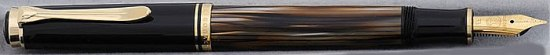 Pelikan M400 Tortoiseshell Brown Posted GK Type I