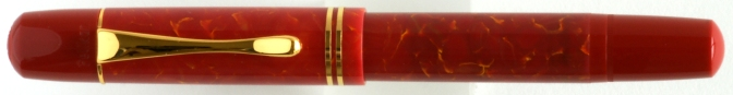 Pelikan M101N Bright Red Capped