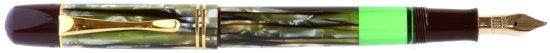 Pelikan M101N Tortoiseshell Brown Posted