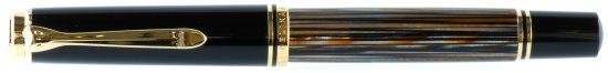 Pelikan M800 Tortoiseshell Brown Capped