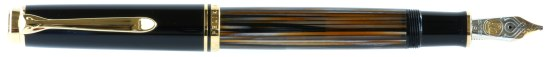Pelikan M800 Tortoiseshell Brown Posted