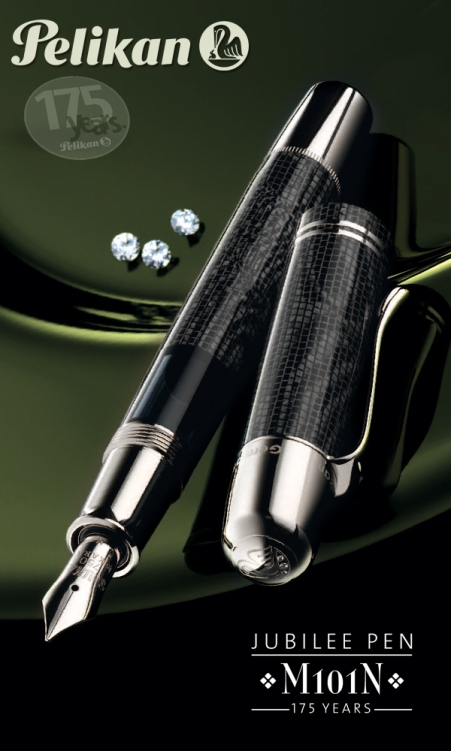 Pelikan M101N Lizard Jubilee Pen Limited Edition