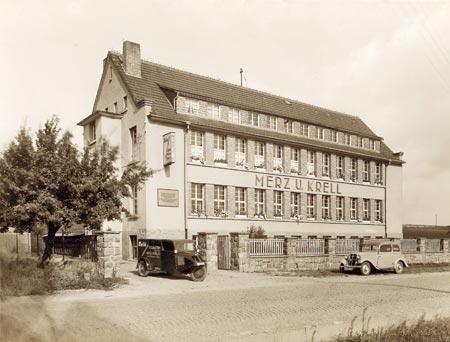Merz & Krell Factory circa 1920