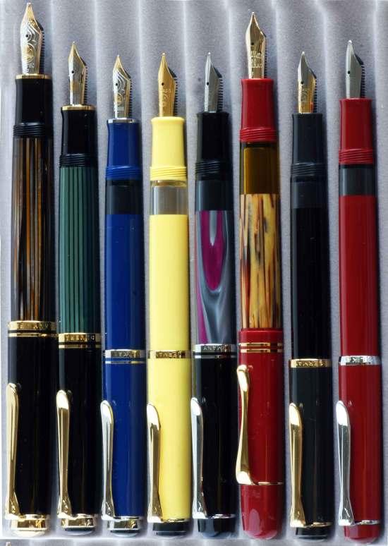 Pen size comparison posted
