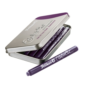 Pelikan Edelstein Amethyst Ink Cartridges