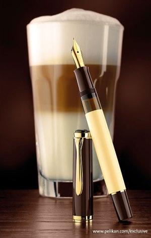 Pelikan M200 Café Crème