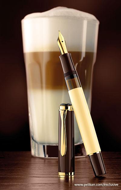 Pelikan M200 Café Crème Promotional Picture
