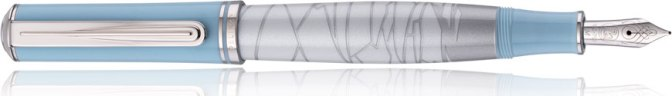 Pelikan M640 Eternal Ice posted