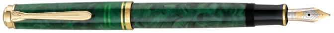 Pelikan M600 Green O' Green